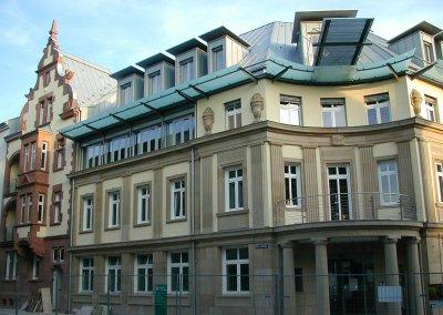 Volksbank Lahr Wertehaus
