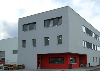 BSW Verwaltungsgebäude